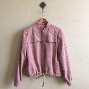 vintage 80's diane von furstenberg jacket